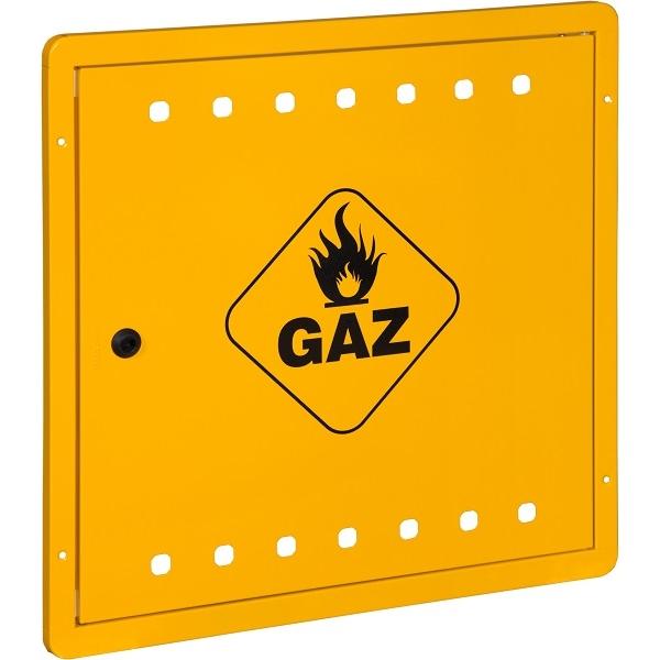 Maskownice gazowe