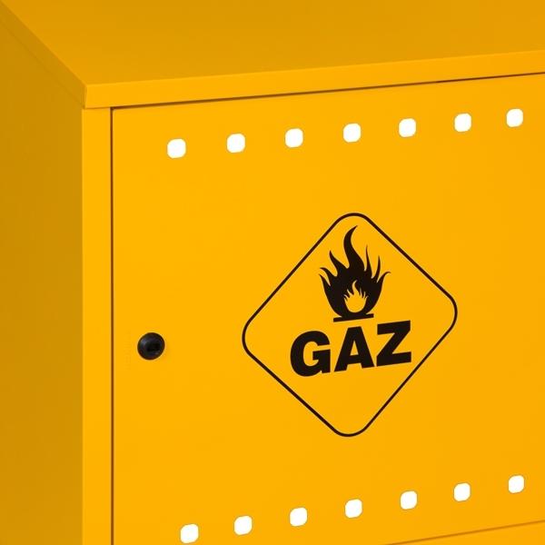 Szafki gazowe i inne