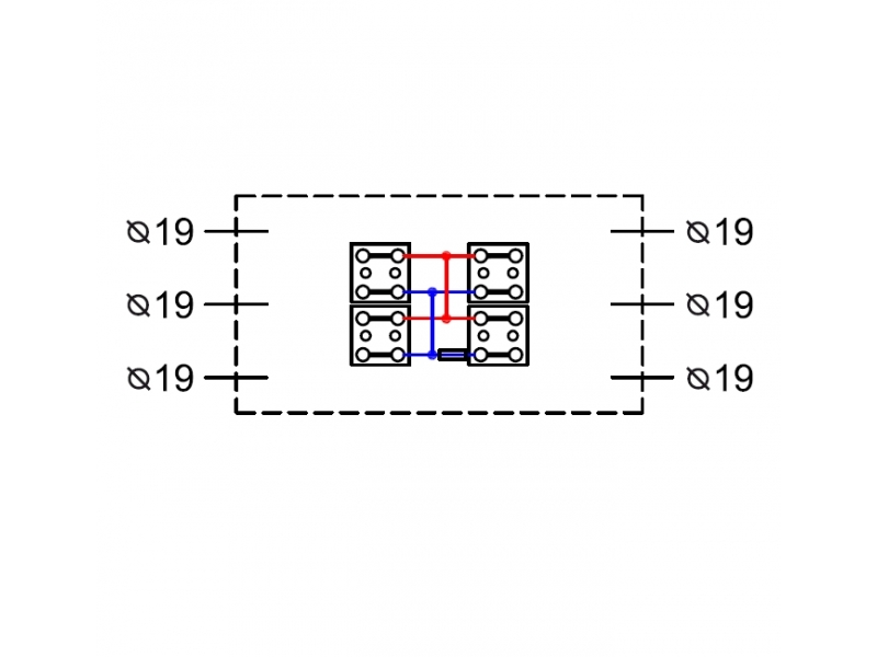Puszka E90 PP-BXM  Typ 5