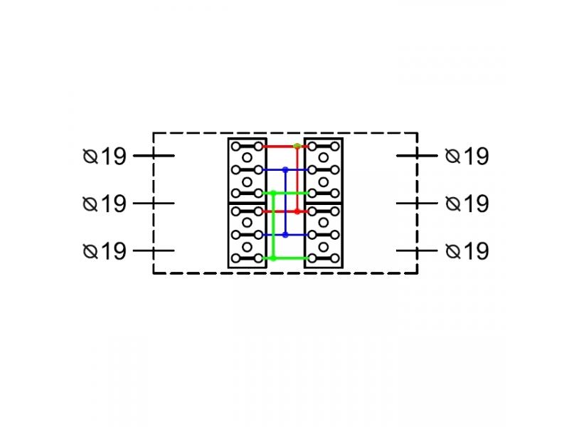 Puszka E90 PP-BXM  Typ 6