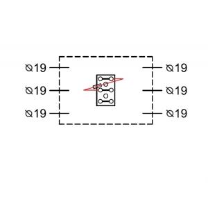 Puszka E90 PP-BXM  Typ 7