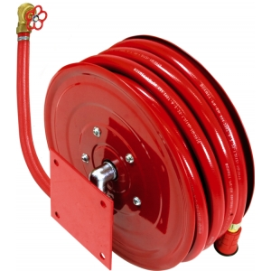 Hydrant wewnętrzny DN25 bezszafkowy wychylny / niewychylny