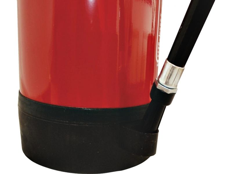 Gaśnica proszkowa 4 kg GP-4x ABC
