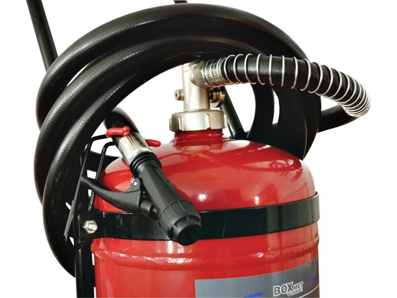 Gaśnica proszkowa przewoźna 25 kg GP-25x ABC